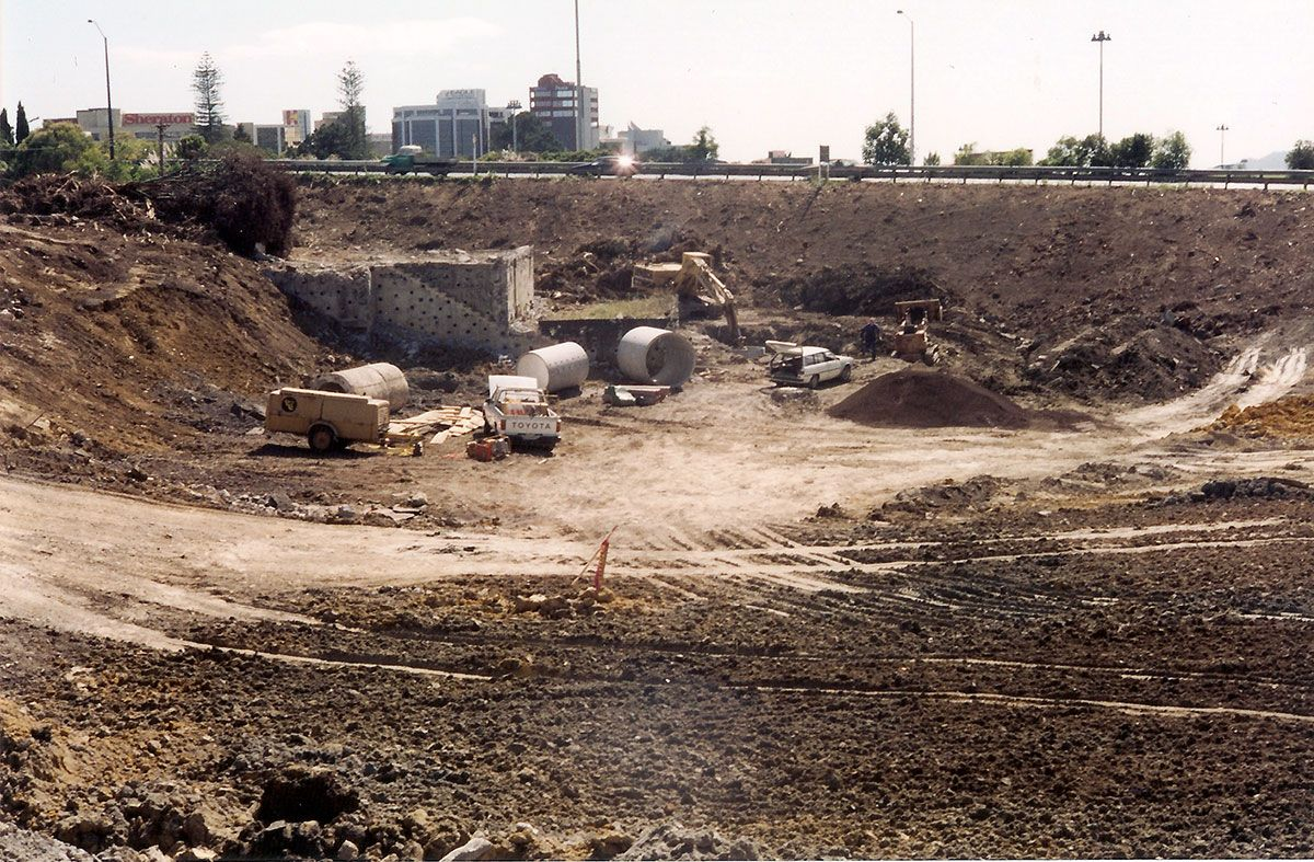 Site works lendich construction ltd earthworks and for Construction